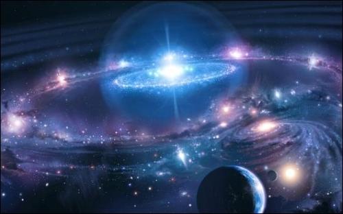 Handys im Weltraum