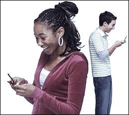 SMS sind etwas für dumme Menschen