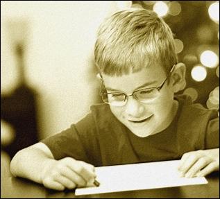 Johannes Kaplan bringt Kindern und jugendlichen Deppen das Briefeschreiben bei!