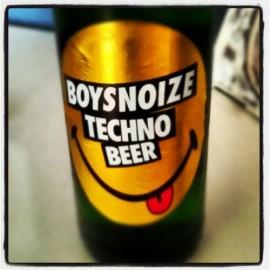 Techno Bier