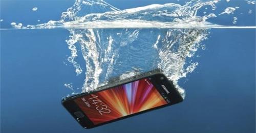 Wasser_Handy