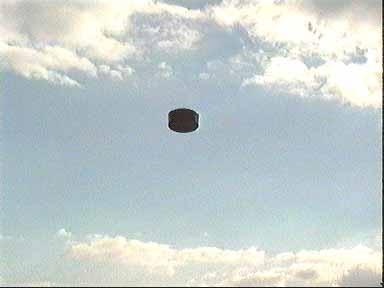 Ufo-Beweis