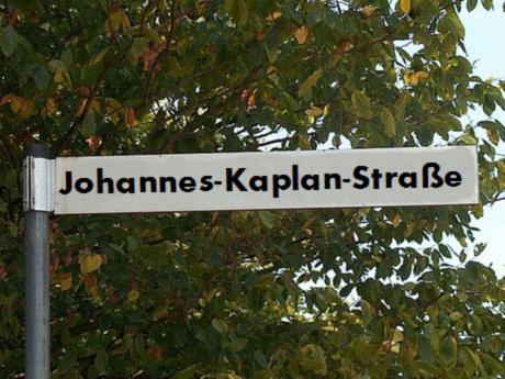 johannes-kaplan-strasse