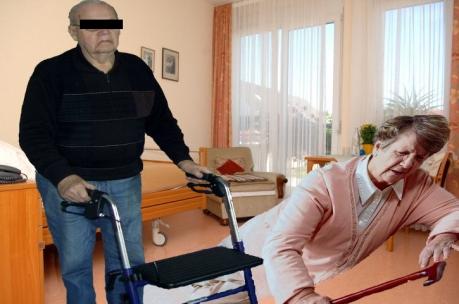 Terror und Gewalt im Altersheim