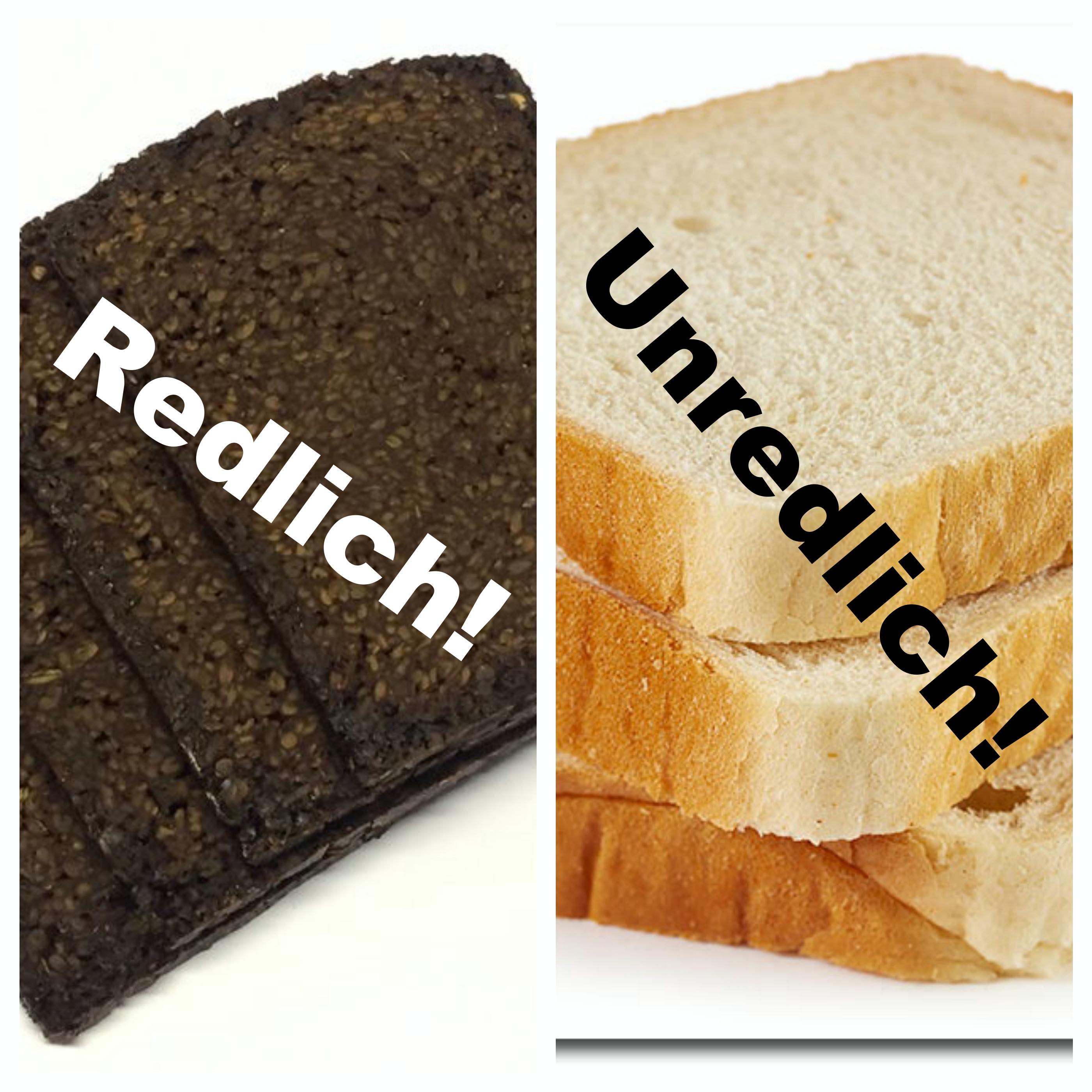 Brot ist ungesund