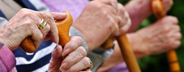 Rentner retten Klima