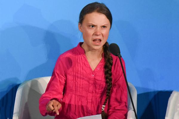 Greta Thunberg ist besessen